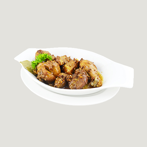 Chicken Pork Adobo Photo