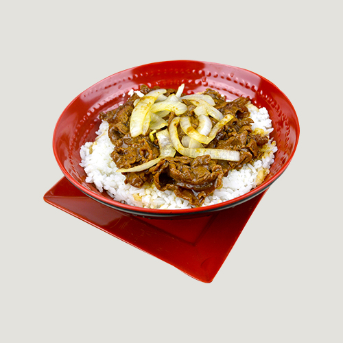 Gyudon Photo